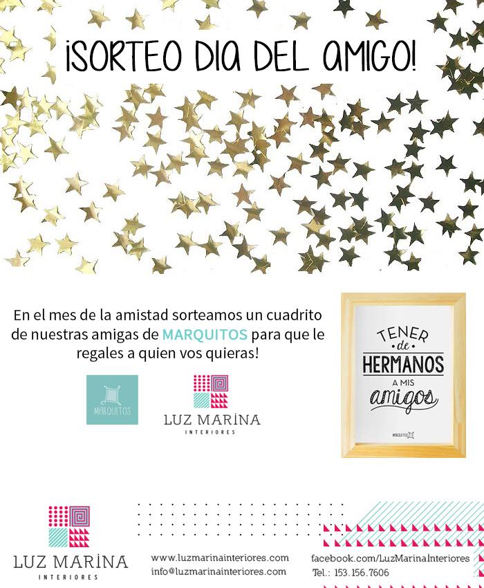 Publicación Día del amigo 2015 - 1